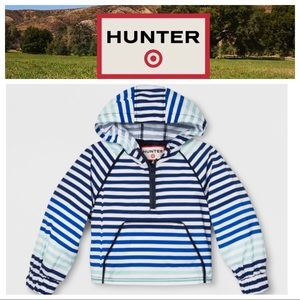 Hunter UNISEX Kids Rain Jacket